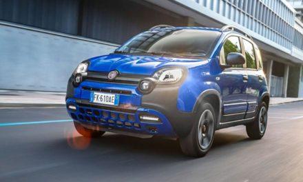Fiat City Cross Hybrid : La Panda baroudeuse s'offre une micro-hybridation
