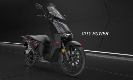 Scooter électrique : Le Super Soco CPx en approche