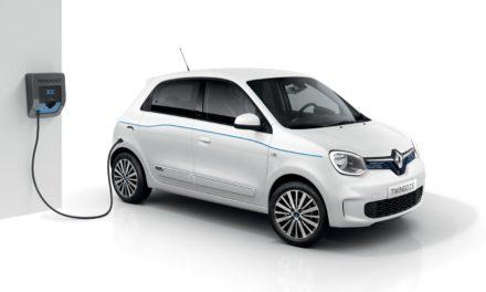 Renault Twingo ZE : Une version électrique pour la fin de l'année