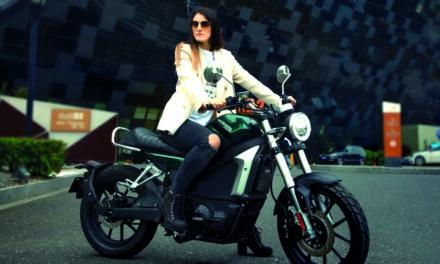 Horwin CR6 : Pour les amateurs de motos électriques