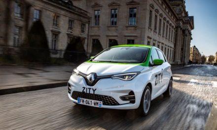 Free-floating : Après Madrid, Renault déploie Zity à Paris