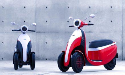 Microletta : Un scooter trois-roues électrique qui nous vient tout droit de Suisse