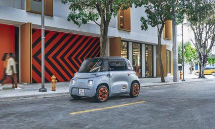 Mobilité urbaine : Avec son Ami, Citroën veut démocratiser l'électrique