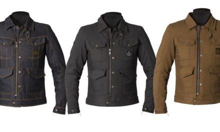 Blouson Helstons Yard et gants Hiro : Style, confort et protection