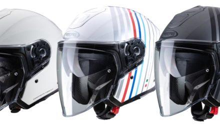 Caberg Flyon : Un nouveau casque jet taillé pour le quotidien