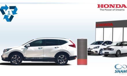 Recyclage des batteries : La solution de Honda