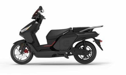 (MàJ) RedE 2GO : Le premier scooter électrique avec 300 km d'autonomie