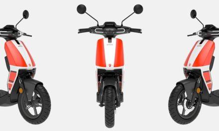 Super Soco CU-X Edition Ducati : Offre réservée au personnel soignant