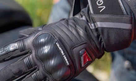 Gant VQuattro Mugello : La demi-saison à moto sera synonyme de liberté