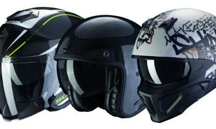 Scorpion : Trois nouveaux casques jet urbain