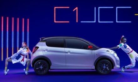 Citroën C1 JCC+ Castelbajac : Le chic parisien