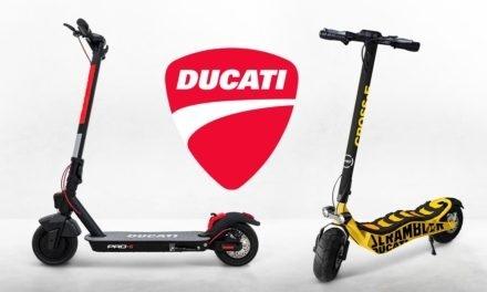 Ducati : trottinettes et vélos électriques pour 2020