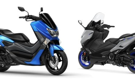 Yamaha Assurance : 20% de remise pour l'achat d'un NMax ou TMax