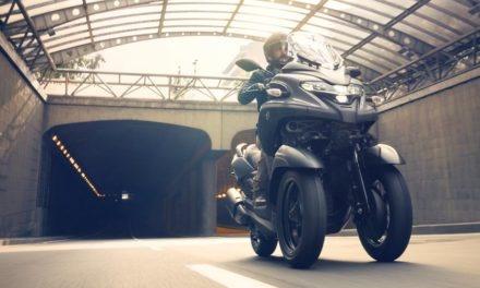 Zoom Yamaha Tricity 300 : Tarif et toutes les infos sur le nouveau scooter trois-roues Yamaha