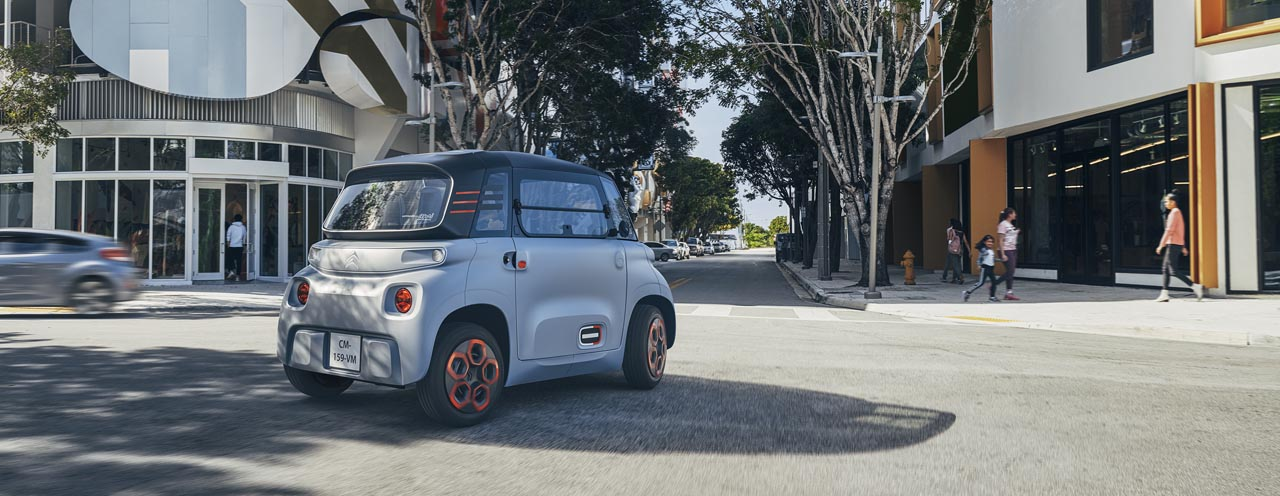 Zoom Citroën Ami : Tout savoir sur l'Ami(e) des citadins