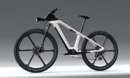eBike Design Vision : Bosch présente son vélo électrique du futur