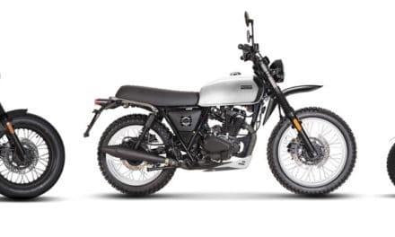 Brixton : Trois motos 125 en approche !