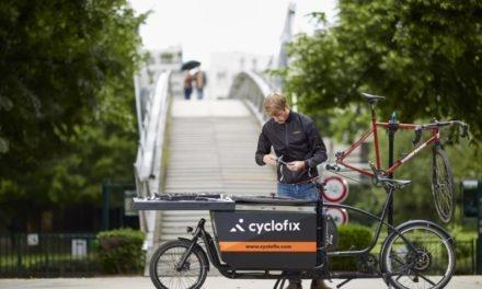 Decathlon et Cyclofix s'associent pour réparer les vélos et les trottinettes