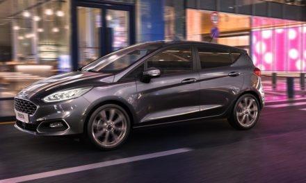 Ford : La Fiesta passe à l'hybridation légère
