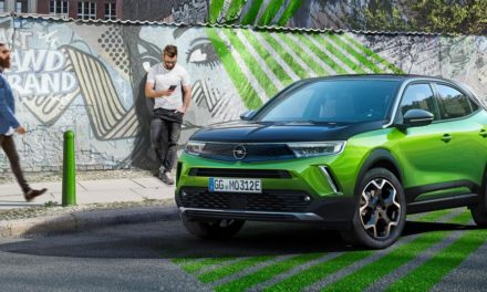 Opel Mokka : le nouveau SUV urbain électrique au look corsé