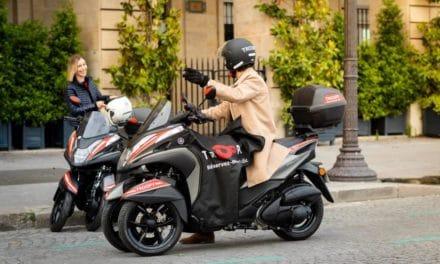 Troopy : Le service de scooters partagés reprend du service