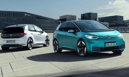 Volkswagen : Les livraisons de l'ID.3 pour septembre