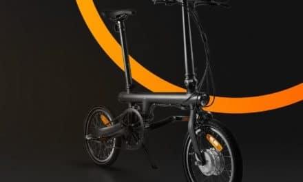 Xiaomi : Un vélo électrique pliant à petit prix