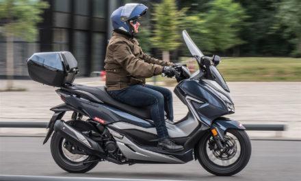 Essai Honda Forza 300 : le scooter GT par excellence !