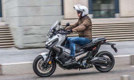 Essai Honda X-ADV : Crossover urbain