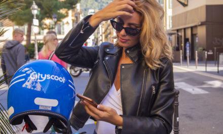 Cityscoot rejoint l'application Uber à Nice