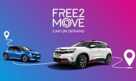 Mobilité : Free2Move élargit son offre avec le « Car On Demand »