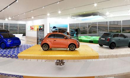 Un musée virtuel pour célébrer l'anniversaire de la Fiat 500
