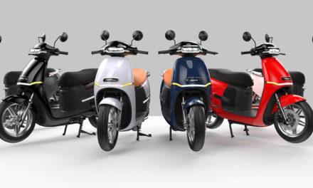 Horwin EK3 : un nouveau scooter électrique 125 bientôt commercialisé