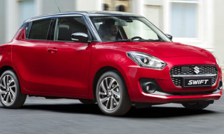 Suzuki : Léger restylage pour la Swift
