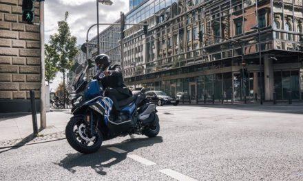 Réglage de la bulle Wunderlich VARIO : Pour les scooters BMW C400X et C400GT