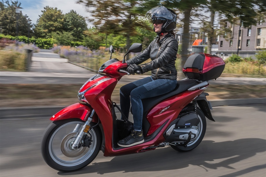 Essai Honda SH 125i 2020: Grandes roues, grand cœur!