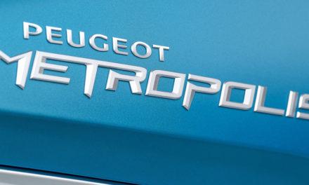 Nouveau Peugeot Metropolis : Il arrive en septembre