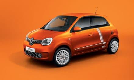 Renault Twingo Electric : Série limitée « Vibes »