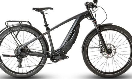 VAE Ducati e-Scrambler : Nouvelle couleur «gris mat»