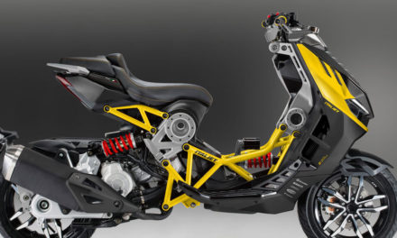 Italjet Dragster : le « superbike urbain » arrive !