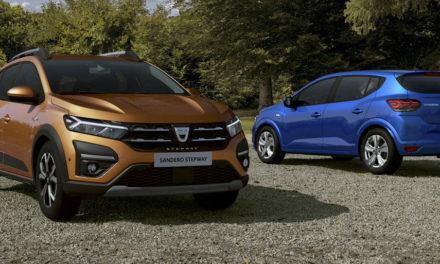 Nouvelle Dacia Sandero : Les photos officielles