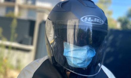 Port du masque à deux-roues : La contre-attaque s'organise