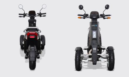 Orcal V28 : Le trois-roues électrique ludique
