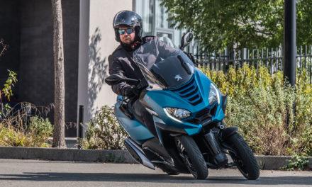 Essai Peugeot Metropolis 2020 : le lion se rebiffe !