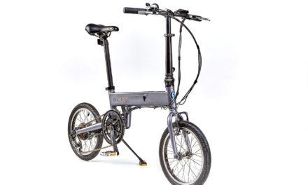 VAE : Des vélos pliants chez Autobacs