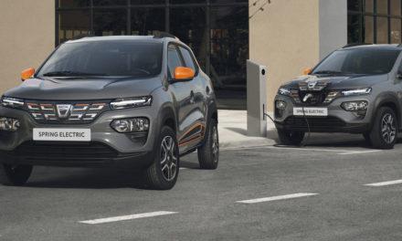 Dacia Spring : une citadine électrique enfin abordable