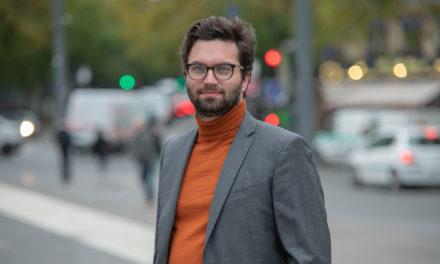 Interview : Henri de La Porte, fondateur de Parking Map