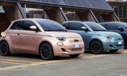 Nouvelle Fiat 500 : Une gamme complète