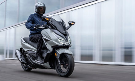 (MaJ) Nouveau Honda Forza 350 : La cylindrée augmente – Prix et dispo