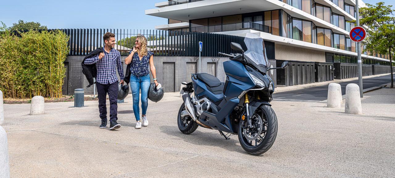 Honda Forza 750 : Infos, prix et disponibilité